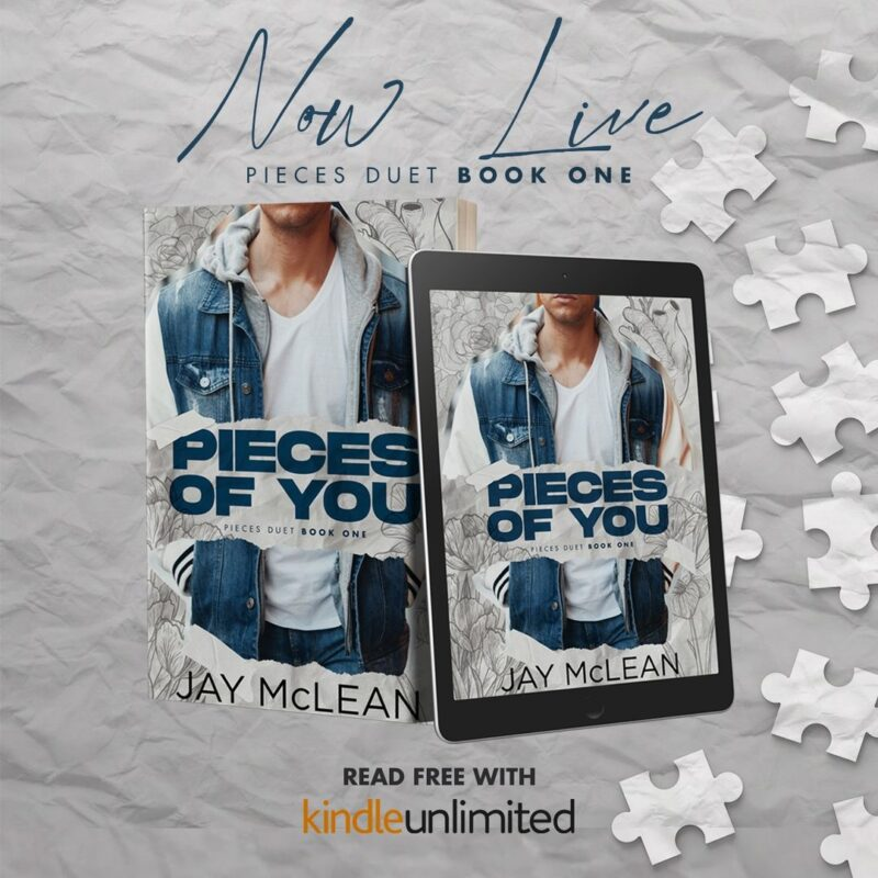 New Release: Pieces of You – Jay McLean