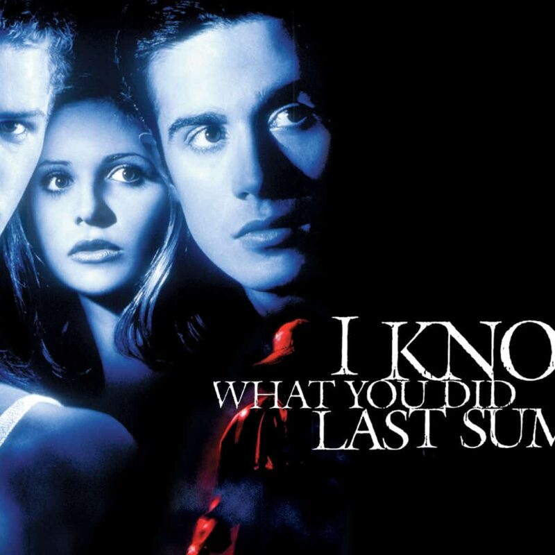 One Sentence Review: I Know What You Did Last Summer