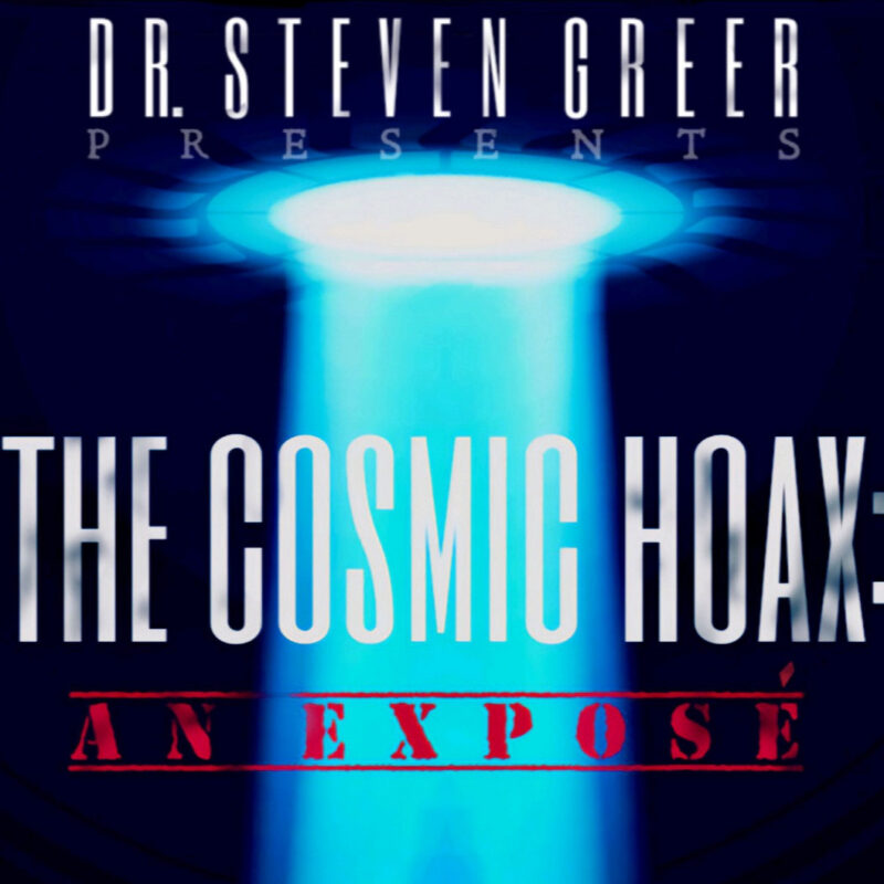 One Sentence Review: The Cosmic Hoax