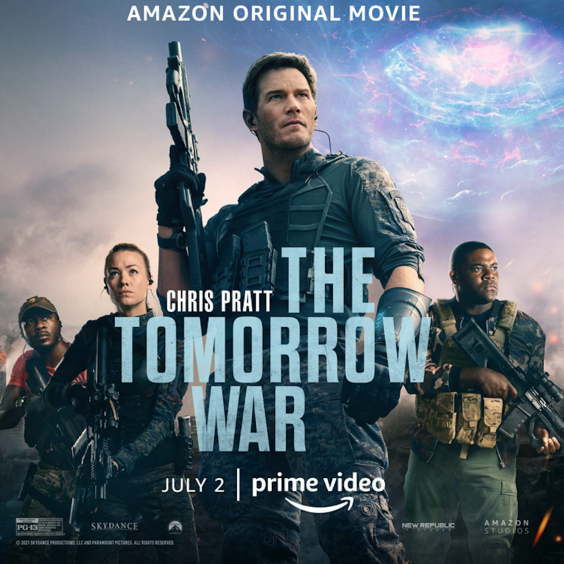 One Sentence Review: The Tomorrow War